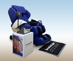 In diesem Jahr durfte sich das brainLight-Produkt Synchro XXL Touch complete 3D FLOAT PLUS mit dem gewinn des Plus X Award schmücken.