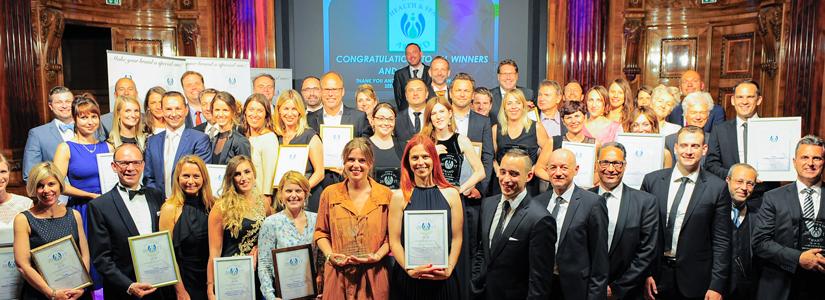 brainLight belegt beim European Health & Spa Award den zweiten Platz