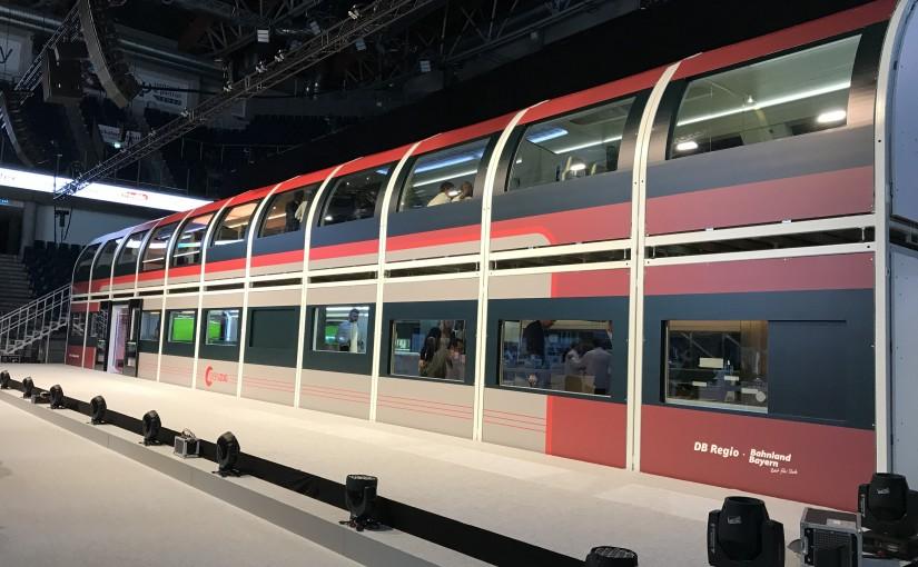 """brainLight ist Partner der Deutschen Bahn AG beim Zukunftsprojekt """"Ideenzug"""""""