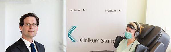 brainLight-Systeme helfen dem Klinikum Stuttgart in der Corona-Krise